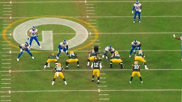 Baldy's Breakdowns: How Packers dominated Rams' top-ranked defense