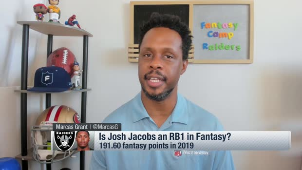 Is Josh Jacobs a fantasy RB1?