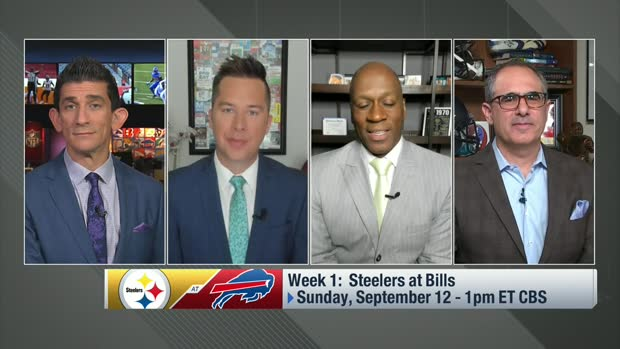 What the Steelers must prove Week 1 vs. Bills 'NFL Now'
