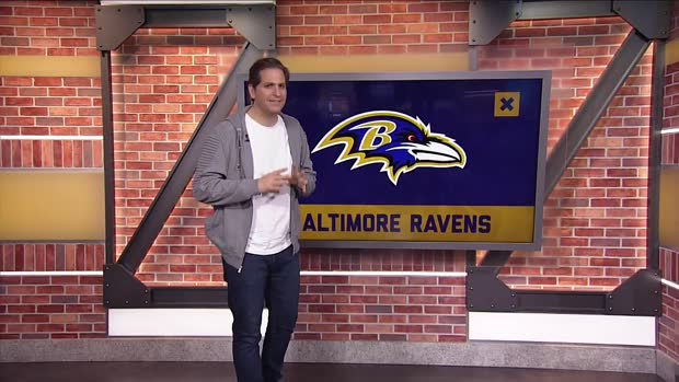 Peter Schrager reveals the 'glue' to the entire Baltimore Ravens' offense