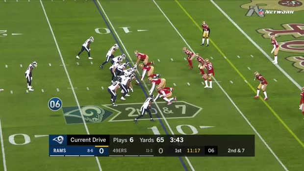 Video Rams Vs 49ers Highlights Week 16
