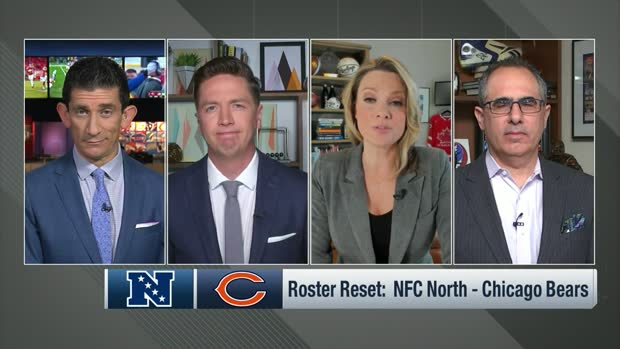 NFC North Roster Reset: Biggest offseason changes for Bears