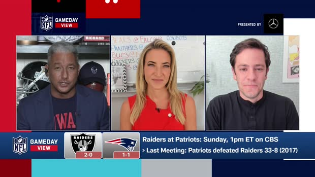 Raiders-Patriots Score Predictions in Week 3 | 'GameDay View'