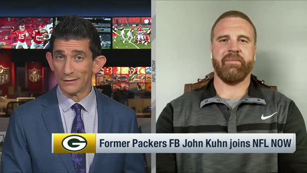 John Kuhn previews Packers-Saints Week 1 matchup