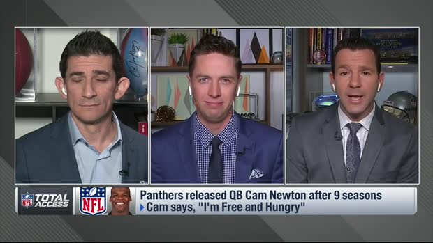 NFL Network Insider Ian Rapoport: Not much movement on quarterback Cam Newton landing anywhere right now