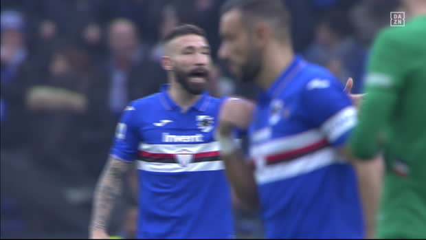 Serie A: Sampdoria - Florenz | DAZN Highlights