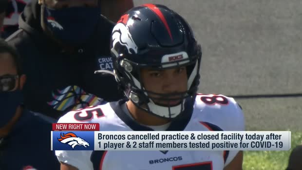 Palmer: Broncos closed facility Friday after positive COVID-19 cases