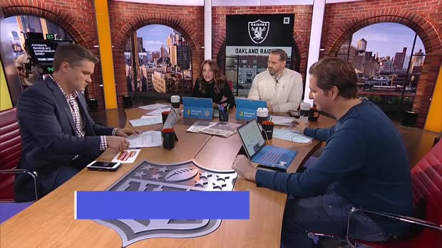 Kyle Brandt: Oakland Raiders have 'the juice' to beat the Kansas City Chiefs