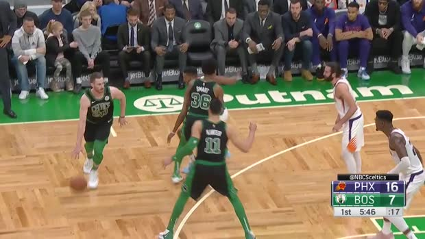 Marcus Smart with 37 Points vs. Phoenix Suns