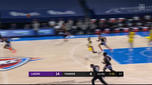Lakers@Thunder