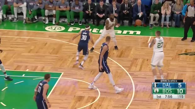 WSC: Daniel Theis (11 points) Highlights vs. Dallas Mavericks