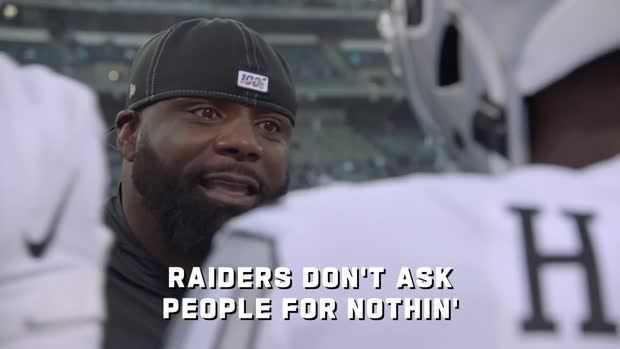 Mic'd Up: Oakland Raiders react to game-winning INT | Week 10