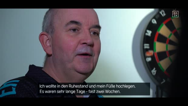 "Phil ""The Power"" Taylor: Das ist sein Favorit bei der WM 