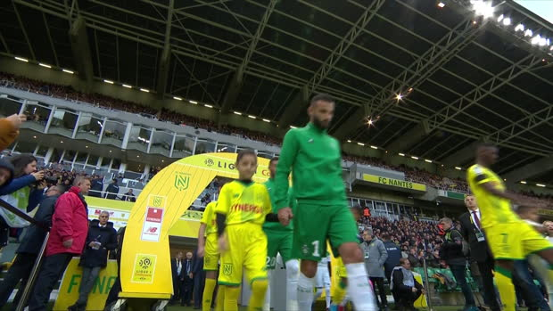 Ligue 1: Nantes - St. Etienne | DAZN Highlights