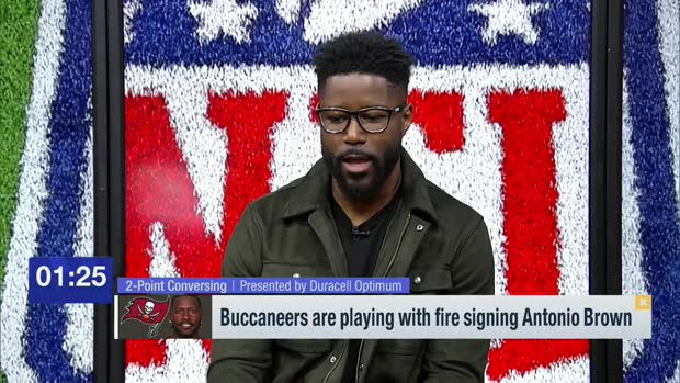 Are the Bucs playing with fire by signing AB?