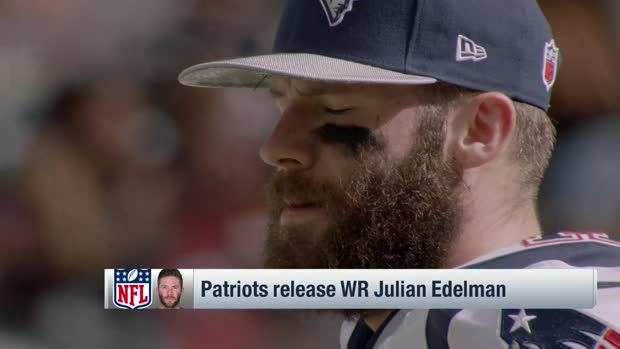Rapoport: Edelman's release could be 'precursor' to his retirement