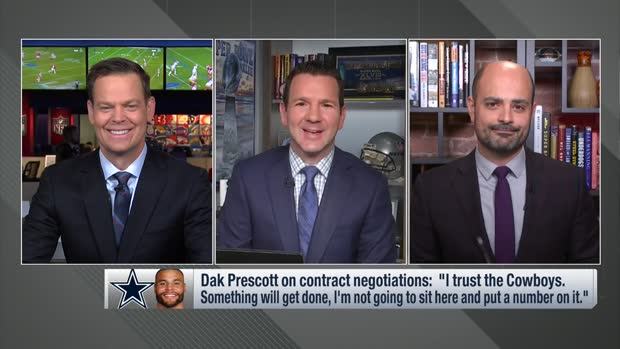 Ian Rapoport: How CBA negotiations could change Dak Prescott's contract status
