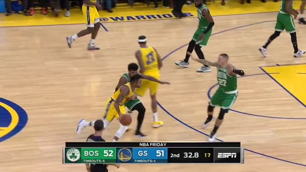 WSC: Daniel Theis (7 points) Highlights vs. Golden State Warriors