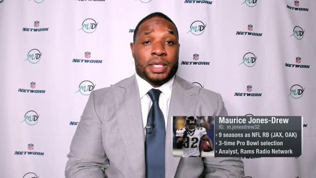 MJD on the importance of D.J. Chark to the Jaguars offense