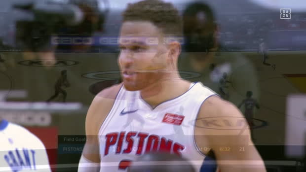 NBA: Pistons @ Heat | DAZN Highlights
