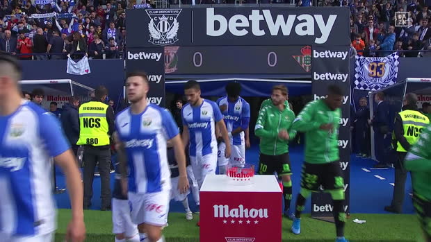 LaLiga: Leganes - Real Betis | DAZN Highlights
