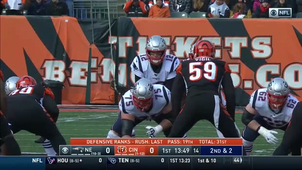 Patriots vs. Bengals highlights | Week 15