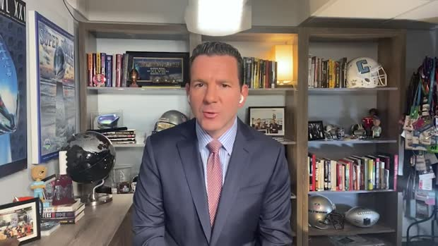 NFL Network Insider Ian Rapoport: Why reworked contract is 'win-win' for Kansas City Chiefs, wide receiver Sammy Watkins