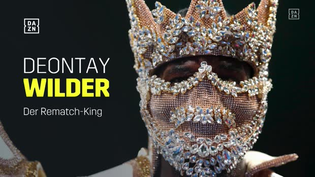 Deontay Wilder - Der Rematch King | DAZN Boxing