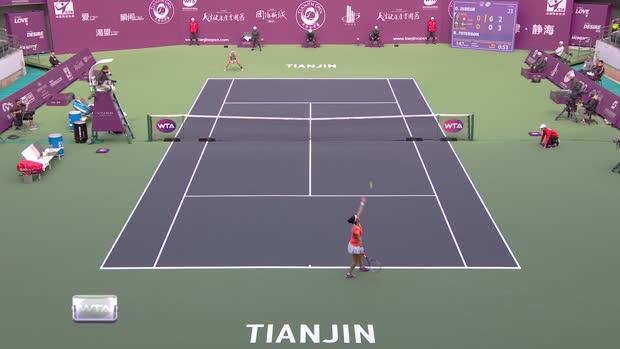 Basket : Tianjin - Peterson en finale