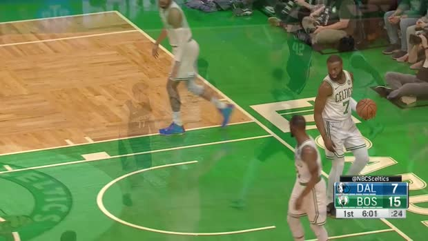 WSC: Maxi Kleber (15 points) Highlights vs. Boston Celtics