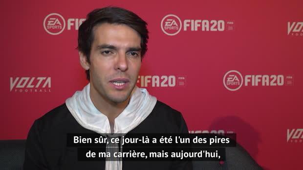 LdC - Kaká revient sur la finale historique de 2005
