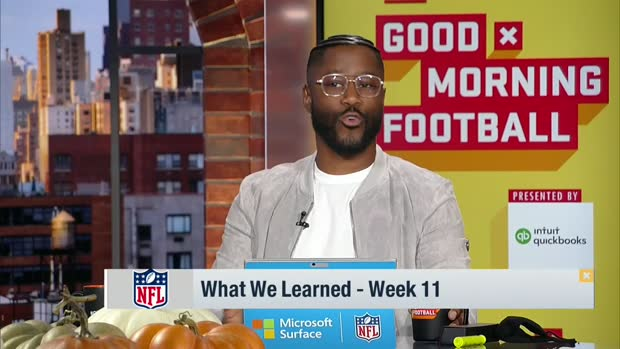 'GMFB': What we learned in Week 11