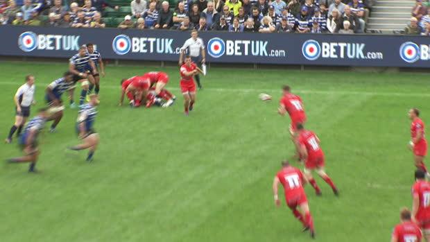 Aviva Premiership : Aviva Premiership - Danny Care's XV of the Week - Premiership Rugby Cup Round 3