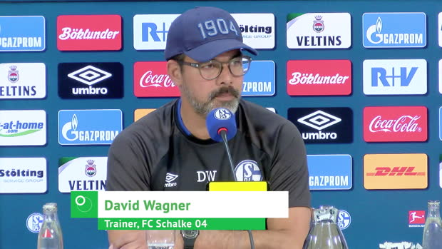 Wagner über den Matchplan, Fans und Coutinho