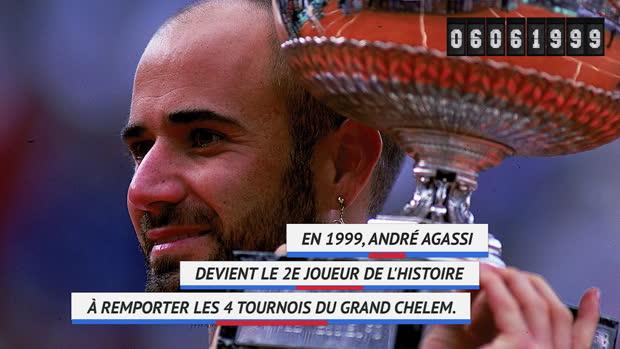 Basket : Roland-Garros - Il y a 21 ans, Agassi triomphait sur la terre battue parisienne