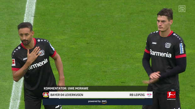 Bundesliga: Bayer 04 Leverkusen - RB Leipzig | DAZN Highlights