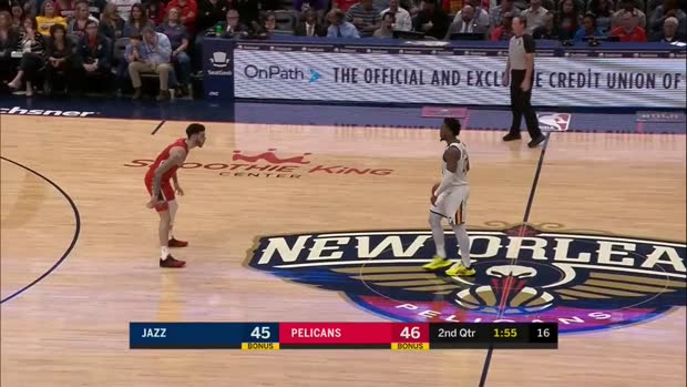 WSC: Donovan Mitchell with 46 Points vs. New Orleans Pelicans