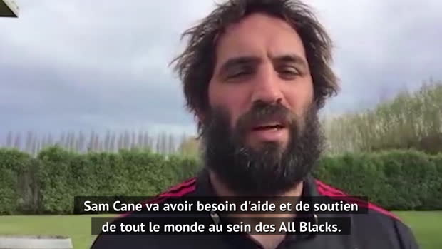 Rugby : All Blacks - Whitelock déçu de ne pas être le nouveau capitaine
