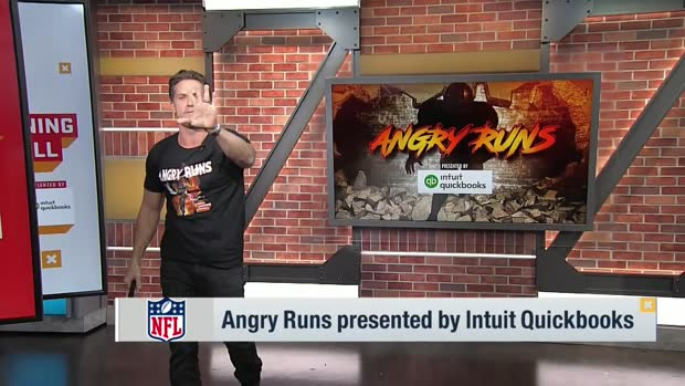 'GMFB' crowns Week 11 angry runs winner