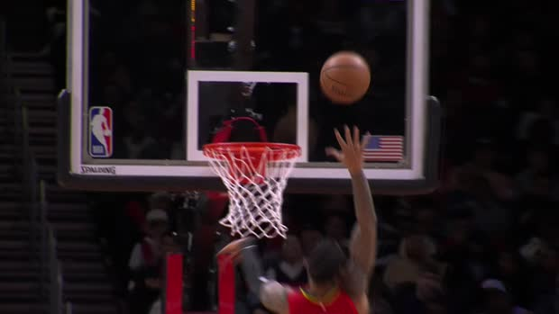 Dunk of the Night: John Collins