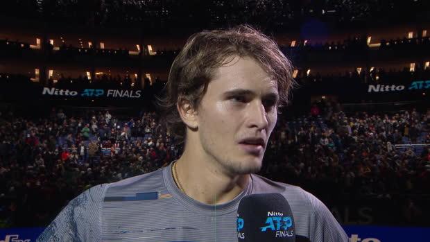 : Masters - Zverev - 'Je vais devoir jouer mon meilleur tennis pour avoir une chance'