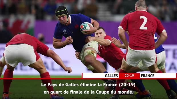 Fast Match Report - Galles 20-19 France