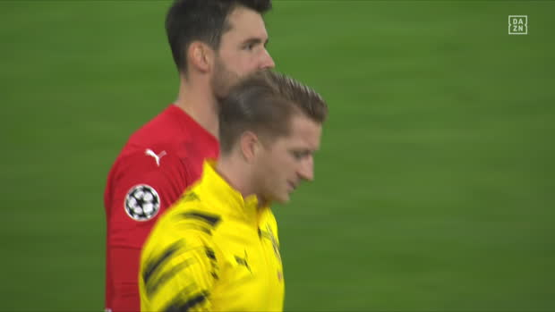 UEFA Champions League: Borussia Dortmund - Zenit | DAZN Highlights