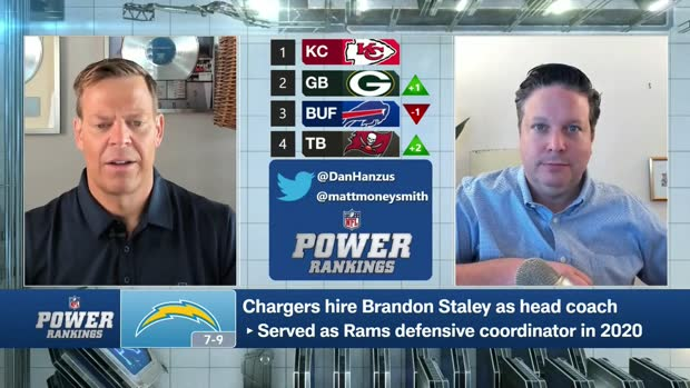 Matt 'Money' Smith: Chargers got 'the Sean McVay of defense' in Brandon Staley