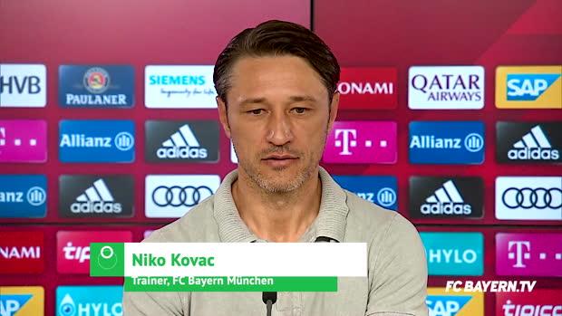 Kovac: Dafür wurde Sanches wirklich bestraft
