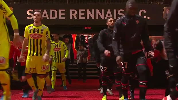 Ligue 1: Rennes - Angers | DAZN Highlights