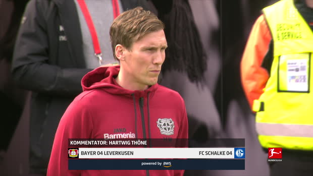 Bundesliga: Bayer 04 Leverkusen - FC Schalke 04 | DAZN Highlights