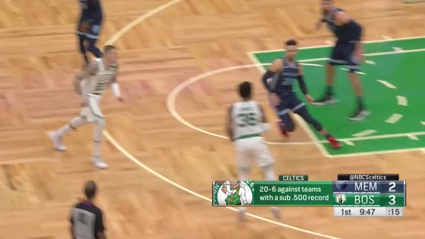 WSC: Daniel Theis 14 points vs the Grizzlies