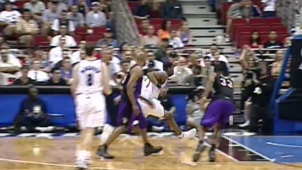 Tracy McGrady's Top 10 Career Dunks