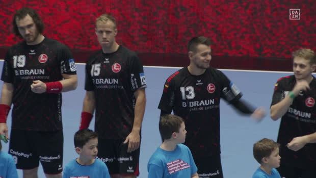 EHF Cup: Melsungen - Bjerringbro | DAZN Highlights